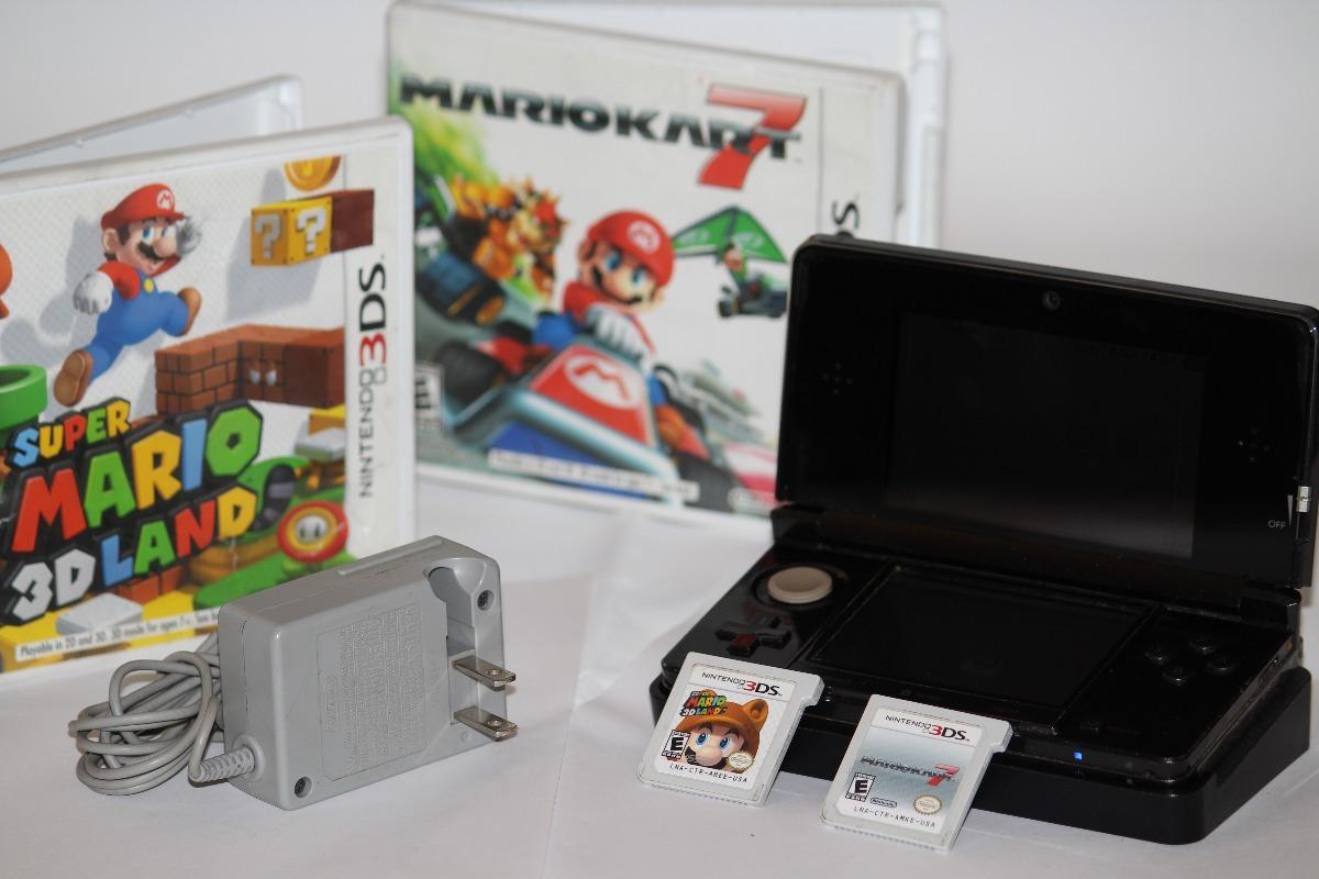 Consola Nintendo 3ds 2 Juegos 2 150 00 En Mercado Libre