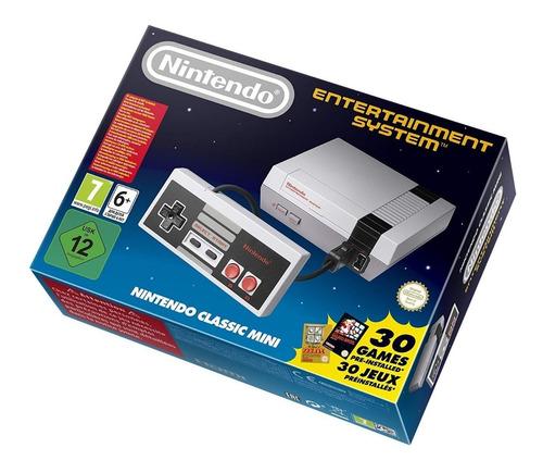 consola nintendo classic mini entertainment system 30 juegos