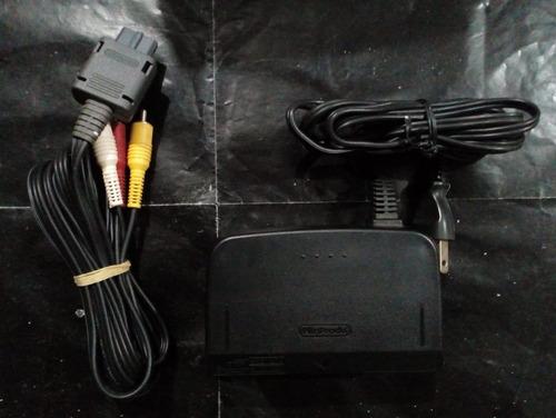 consola nintendo gamecube usa ploma - el kioskito feliz
