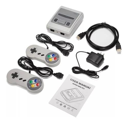 consola nintendo retro 621 juegos hd video juegos