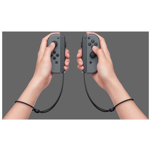 consola nintendo switch 32 gb con controles joy-con gris con