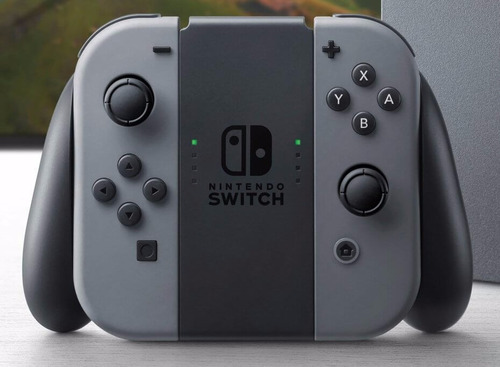consola nintendo switch con