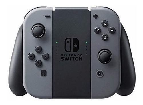 consola nintendo switch gris neon 32gb control joy-con version 2 bateria larga duracion /u