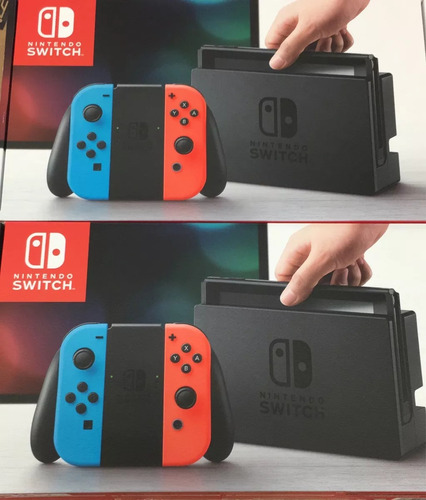 consola nintendo switch jue