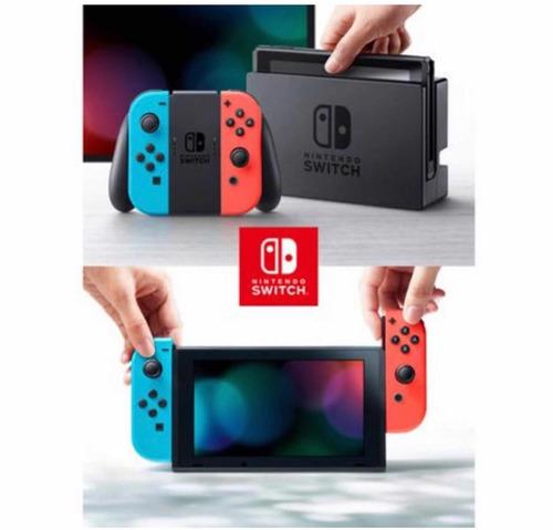 consola nintendo switch nuevo