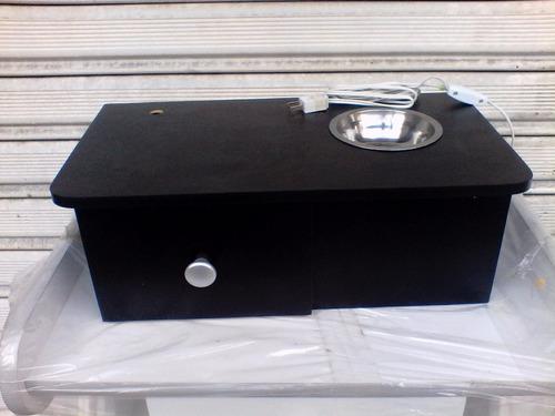 consola o calentador de cera para depilar. vbm-lt