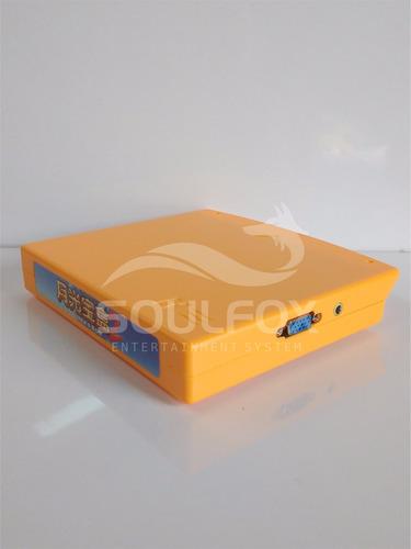 consola pandora box2 maquina arcade