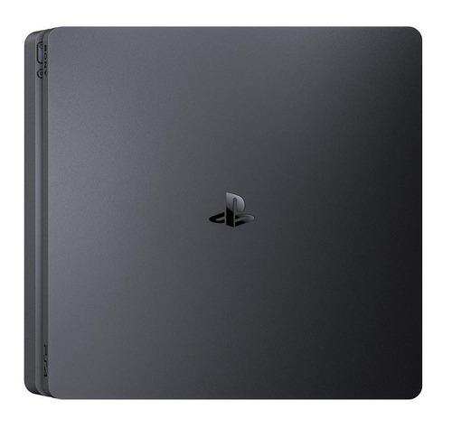 consola play station 4 sony  2215b con videojuego fifa 19