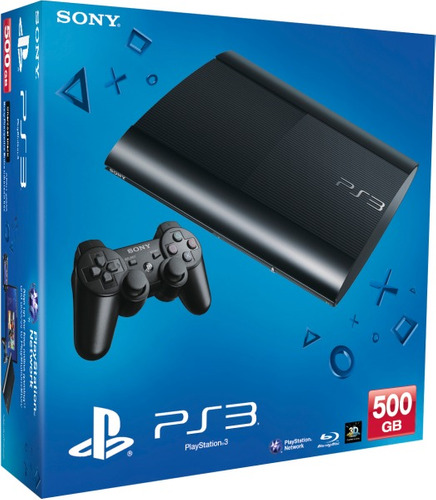 consola playstation 3 500gb super combo 55x1 *stargus