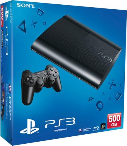 consola playstation 3 500gb super combo50x1 * tiendastargus