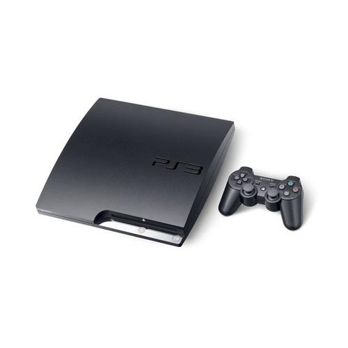 consola playstation 3 slim 500gb - oca 10 pagos sin recargo