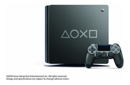 consola playstation 4 edi ltd 1tb + destiny 2 físico nuevos
