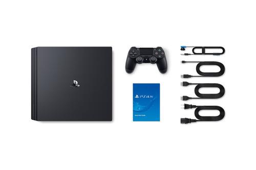 consola playstation 4 pro 1tb