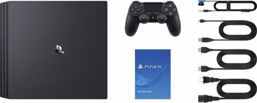 consola playstation 4 pro - nueva - sellada - envio gratis
