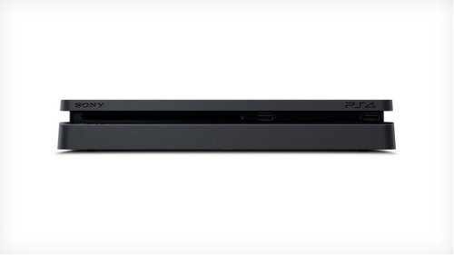 consola playstation 4 slim 500gb hdr 4k nuevo modelo ps4