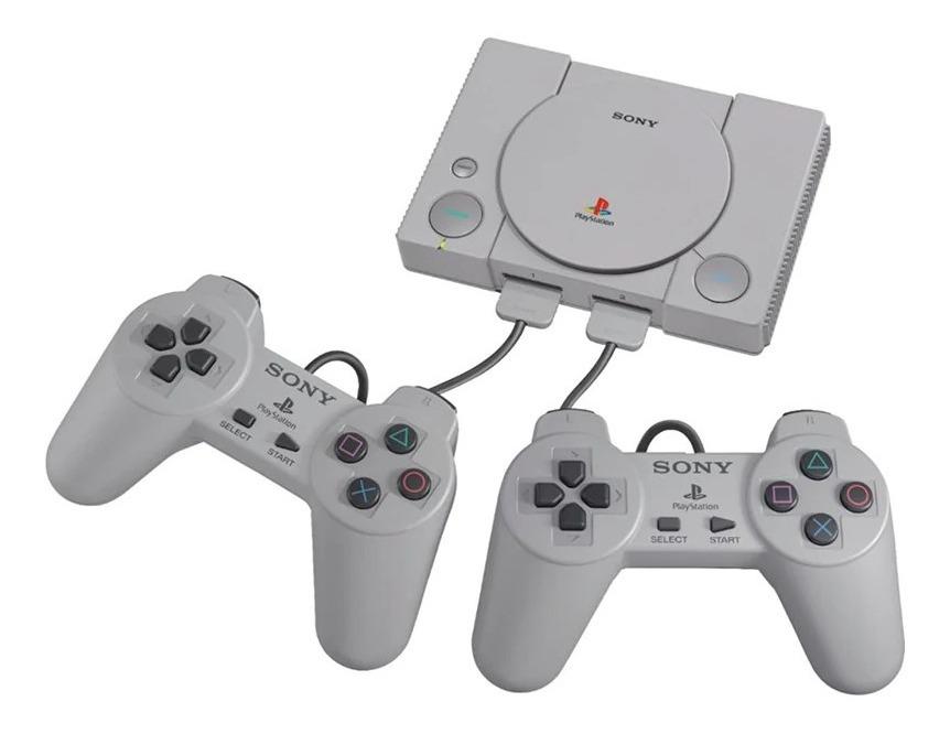Consola Playstation Classic Paquete 20 Juegos Sony - $ 438.900 en Mercado Libre