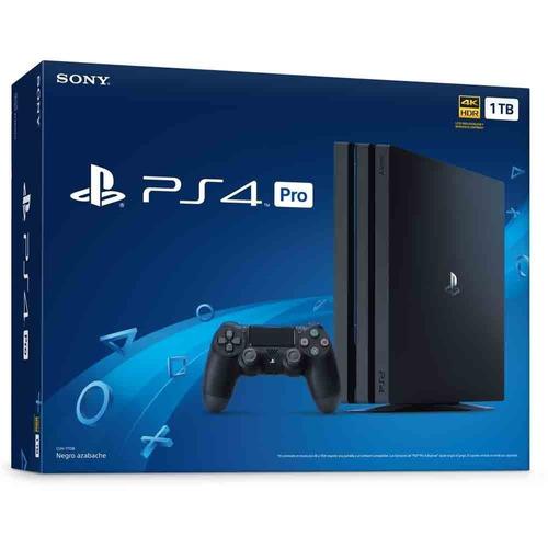 consola playstation pro 1tb - playstation 4 standard edition