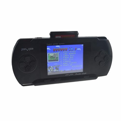 consola portatil 2.8 16bit pvp snes, nes, sega, arcade