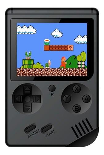 consola portatil classic retro mini c/168 games increibles