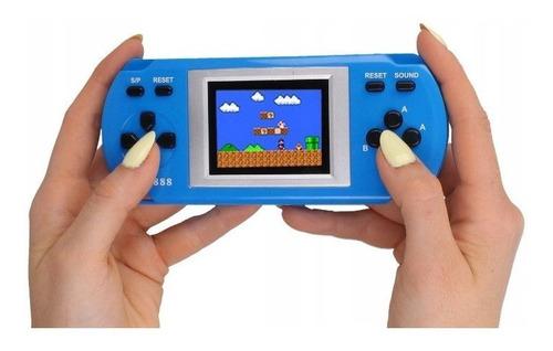 consola portatil juegos retro game box 300 en 1 recargable