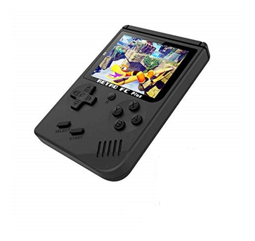 consola portatil retro 168 juegos