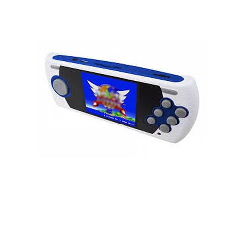 consola portátil sega gp3228 pantalla lcd 2.8''  85 juegos