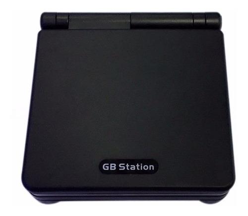 consola portatil tipo gameboy nintendo sp  400 + juegos