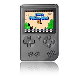 Consola Portatil Tipo Nintendo Gameboy 168 Juegos En 1
