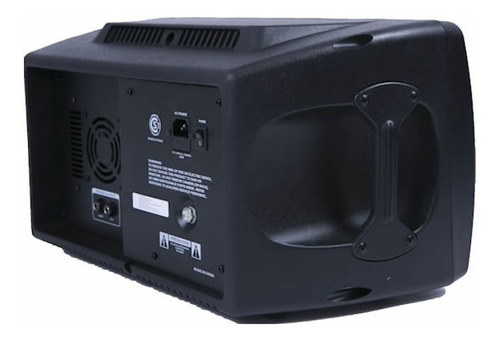 consola potenciada cuotas moon m5508usb 8 400w bluetooth
