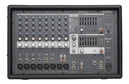 consola potenciada yamaha emx212s