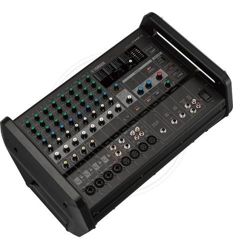 consola potenciada yamaha emx5