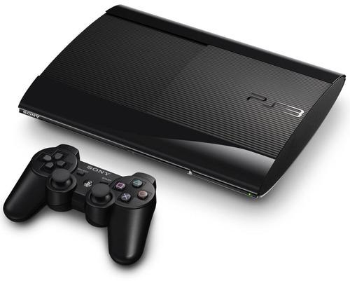 consola ps3 ultra slim 500 gb con 1 joystick 100% nueva !!!