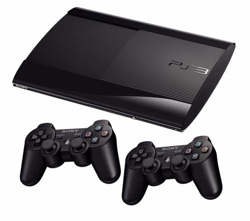 consola ps3 ultra slim 500gb con pes15 fisico nuevo!!!