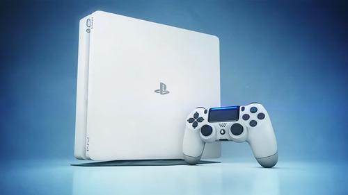 consola ps4 blanca  500 gb nueva sellada original