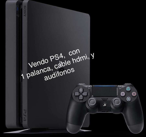 consola ps4 play station