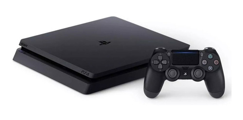 consola ps4 playstation con