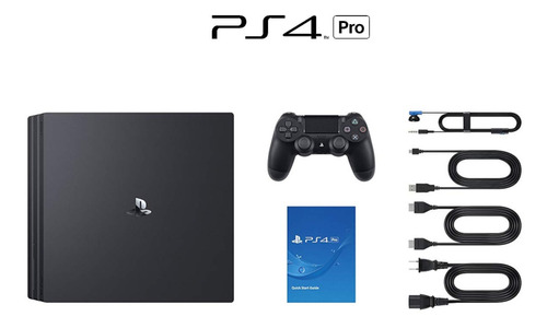 consola ps4 pro 1tb -tienda luigi