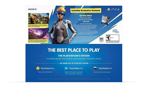 consola ps4 slim 1tb fortnite bundle