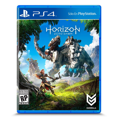 consola ps4 sony slim 500gb y horizon zero dawn  ratchet and