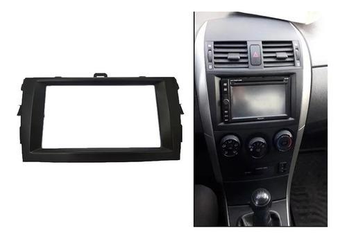 consola radio toyota corolla 2008 al 2014
