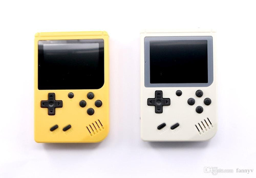 consola retro 168 juegos en 1 portatil nintendo gameboy play