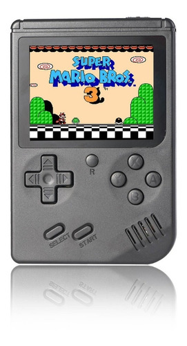 consola retro 168 juegos en 1 portatil nintendo gameboy play