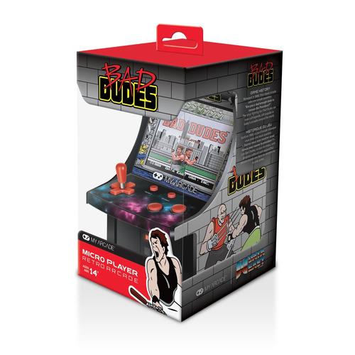 consola retro arcade bad dudes dgunl-3214 ibushak gaming