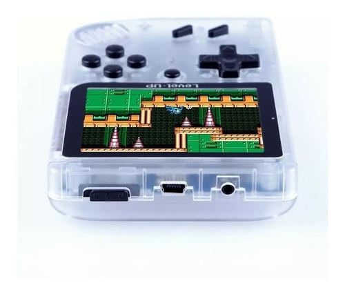 consola retro boy juego portatil 168 juegos