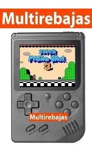 consola retro fc portatil 400 juegos clasico nintendo tv