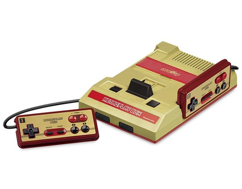 consola retro play family game  8 bit c/60 juegos level up