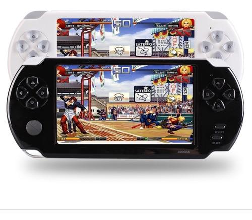 consola retro portátil gba nes snes sega multi juegos