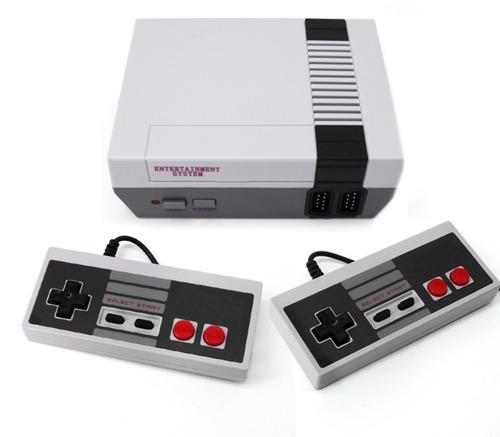 consola retro simil nes conexión tv 620 juegos