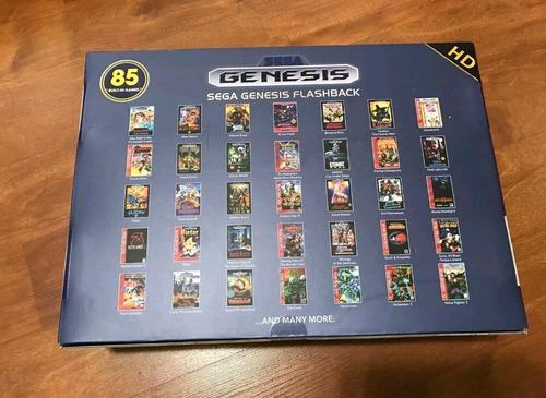 consola sega genesis mega flashback hd 85 games include
