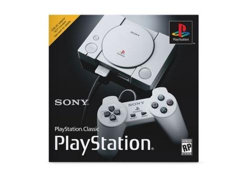 consola - sony - playstation classic